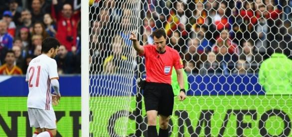 ANTENA 3 TV | El VAR anuló un gol a Griezmann contra España. - antena3.com