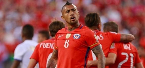 Arturo Vidal analiza a la selección mexicana