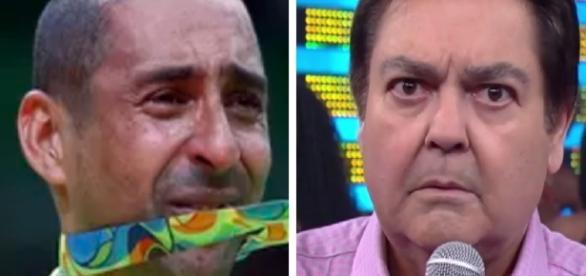 Ex-jogador Serginho desabafa sobre Faustão - Google