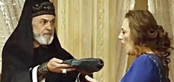 Fassur vai conseguir se casar com Elga em 'O Rico e Lázaro'
