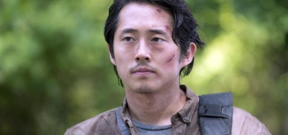 Glenn, personagem de Steven Yeun, em The Walking Dead. ( Foto: Reprodução)