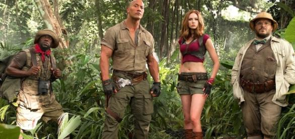 Jumanji, the Reboot, Won't Feature Jumanji, the Board Game | SPIN - spin.com