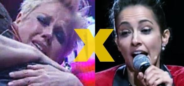 Maytê Piragibe para de seguir Xuxa nas redes sociais (Foto: Reprodução/ Montagem)