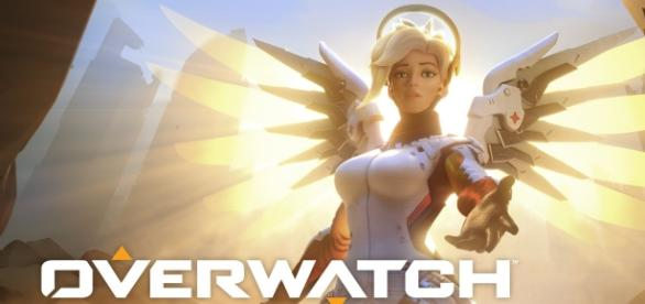 "Mercy's Resurrect in the ""Overwatch"" PTR no longer works in spawn points (via YouTube/PlayOverwatch)"