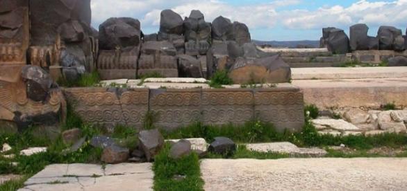 Syria via Wikimedia Commons website
