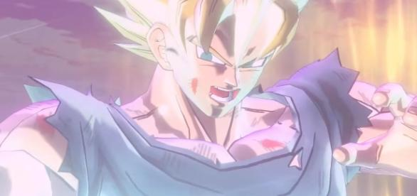 The fourth DLC of 'Dragon Ball Xenoverse 2' has arrived (via YouTube/Bandai Namco Entertainment)