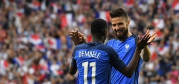 France-Paraguay: Giroud et les Bleus font le show
