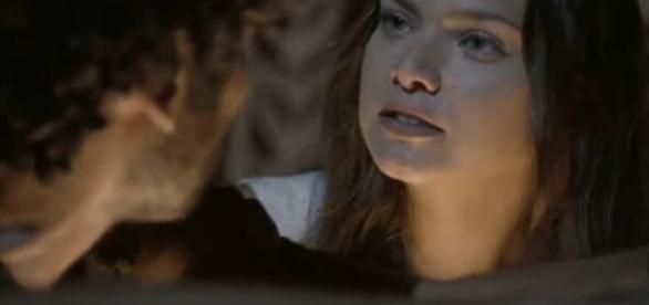 O maior sonho de Asher, é se reencontrar com Joana (Foto: Reprodução/Record TV)