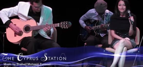 The Cyprus Station_3rd InterContinental Concert at Cyprus / screencap from Intercontinental Concerts via YouTube