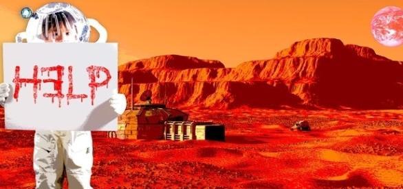 Ex-agente da CIA diz que crianças são levadas a Marte para serem escravizadas (ELIZABETH BROCKWAY/THE DAILY BEAST)