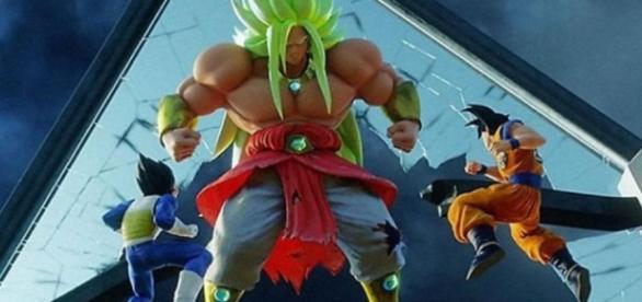Llega una nueva película de Dragon Ball Z en 4D - Tomatazos ... - tomatazos.com