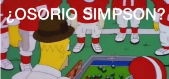 Lluvia de insultos en la web a Osorio