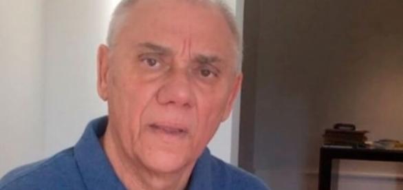 Marcelo Rezende tem perdido muito peso