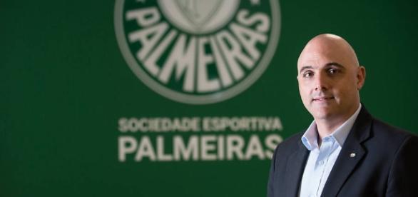 Maurício Galiotte mandou Cícero Souza para Recife. (Foto: Reprodução)