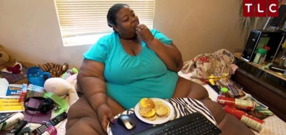 """""""My 600-lb Life"""" diet dessert recipes for weight-loss. Source Youtube TLC"""