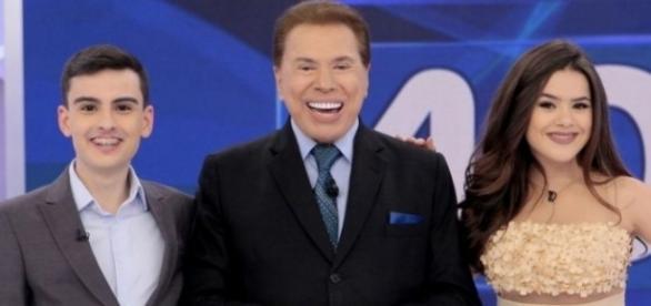 Silvio Santos tomou uma séria decisão por causa de Maisa e Dudu (Foto internet)