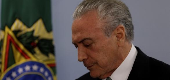 Temer acusado oficialmente por corrupción pasiva