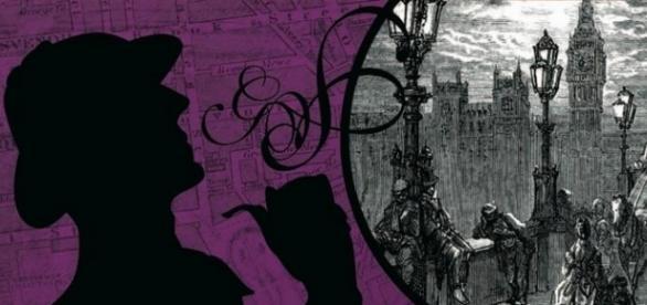 Veiled Detective novel cover - Titanbooks.com