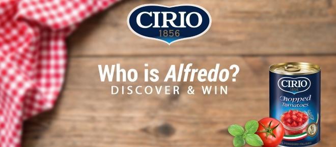Cirio recreates Fettuccine Alfredo's notion for UK campaign