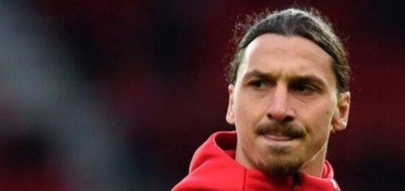 La fin de l'aventure entre Ibrahimovitc et Manchester United