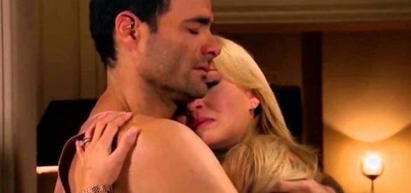 Montserrat abraça José Luis em 'O Que A Vida Me Roubou'