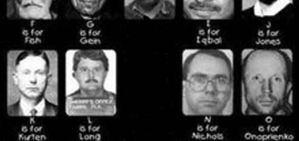 Serial Killers That Have Been Caught Through Out History.
