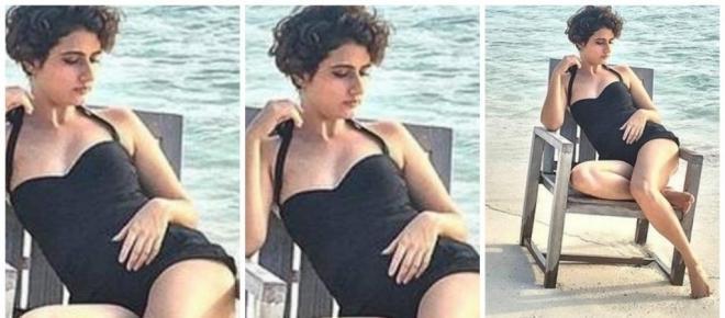 'Dangal' Muslim actress Fatima Sana Shaikh slammed for wearing swimsuit