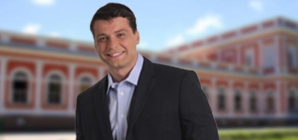 Bernardo Rossi, prefeito de Petrópolis, preocupa-se com o meio ambiente na cidade