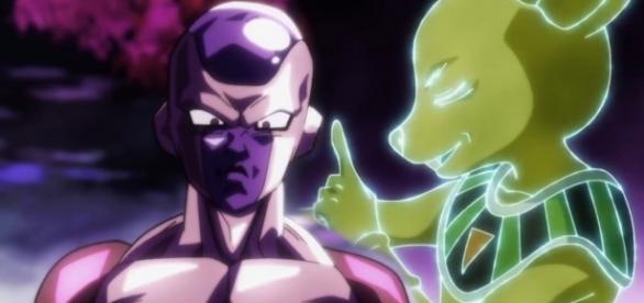 Freezer se unirá al equipo del Universo 4.