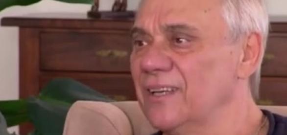 Marcelo Rezende é internado novamente para dar continuidade ao tratamento
