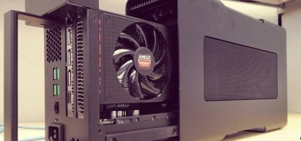 AMD's Universal External GPU enclosure could be unveiled at GDC ... - pinterest.com