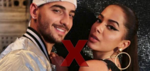 Anitta posta indiretas contra Maluma - Google