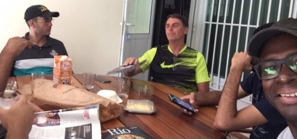 Bolsonaro é pré-candidato à Presidência