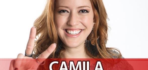 Camila Matoso, ex The Voice, estará presente no dia 09 de junho