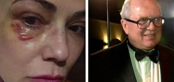 Ex de Luiza Brunet é condenado a um ano de prisão em regime aberto por agressão à modelo