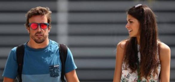 Fernando Alonso, preparado para ser padre - tribunasalamanca.com