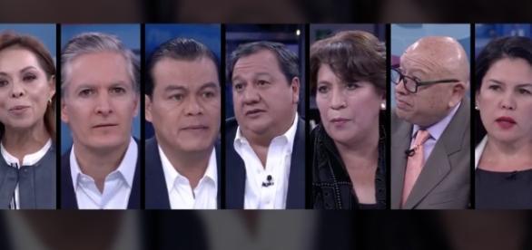 Levanta protestas ante el INE el aparente triunfo del candidato del PRI en el Estado de México.