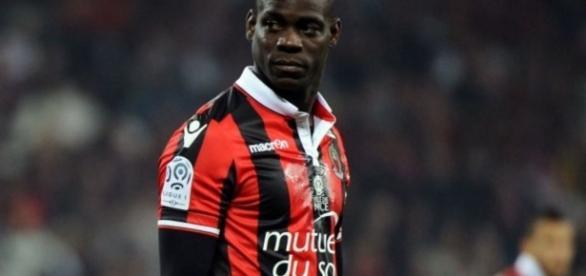 Mario Balotelli sous les couleurs de Nice