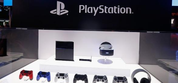Sony is set to offer a newer version of PlayStation 4 in gold version. Photo - scienceworldreport.com