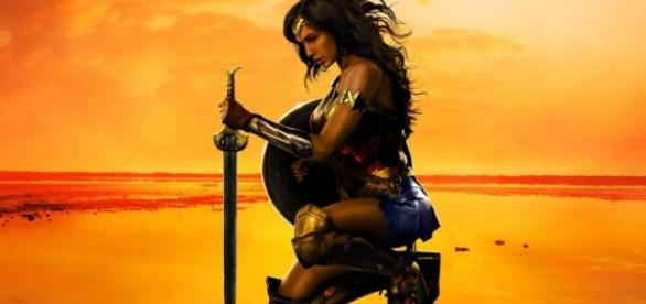This New WONDER WOMAN Poster Is Absolutely Perfect | Birth.Movies ... - birthmoviesdeath.com