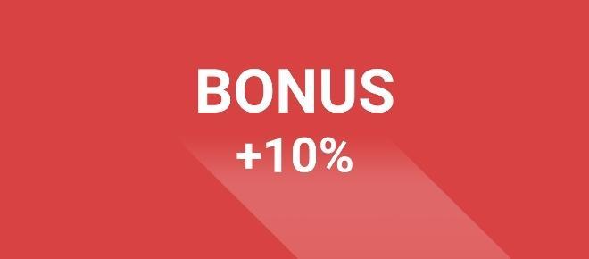 Nova promoção: Semana Social +10%