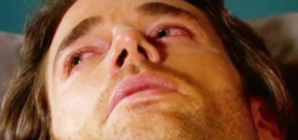 Alessandro desperta de um profundo coma