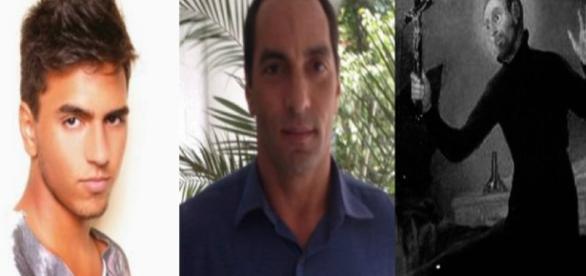 Filho de Edmundo revela princípio de exorcismo - Google
