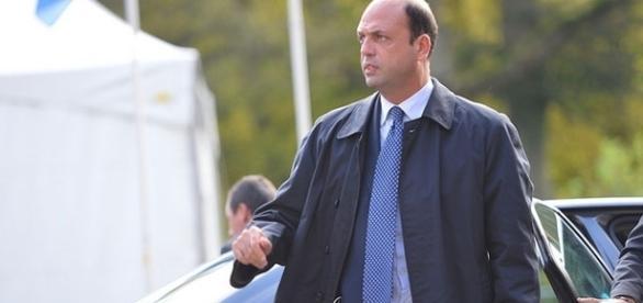 Il leader di Alternativa Popolare, Angelino Alfano