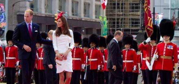 Kate Middleton is a certified royal fashionista (Photo via Wikimedia Commons)