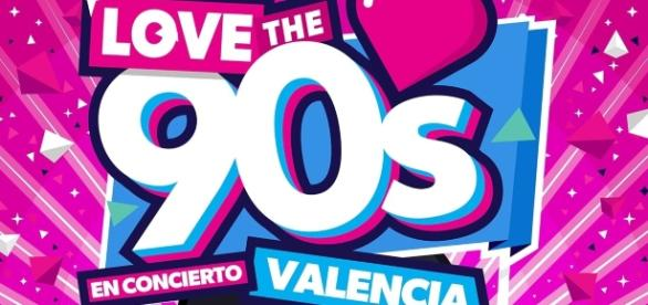 Love The 90s de Valencia supera en 2000 personas al Concierto de Madrid