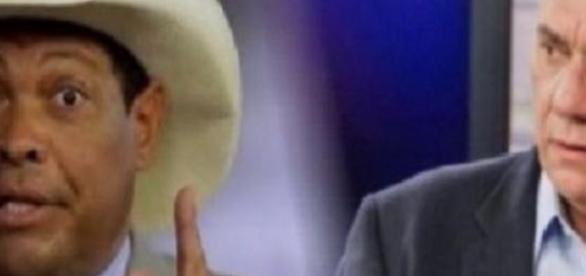 Marcelo Rezende envolvido em polêmico com pastor Valdomiro Santiago