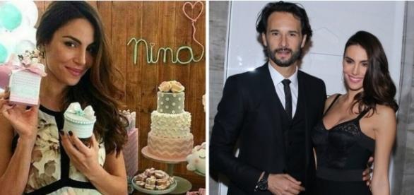 Nasce a filha do casal, Rodrigo Santoro e Mel