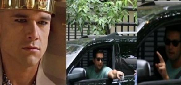 Sérgio Marone é parado em blitz da polícia, diz que é famoso, mas não é reconhecido