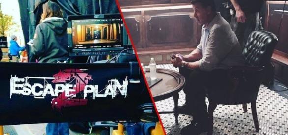 Sylvester Stallone Escape Plan / Photo via YouTube